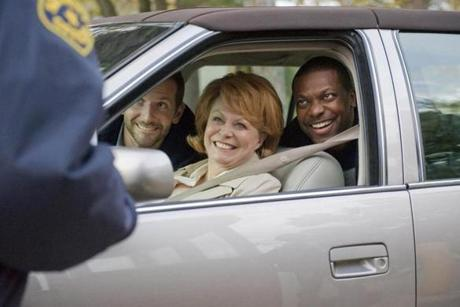 "From left: Bradley Cooper, Jackie Weaver, and Chris Tucker in ""Silver Linings Playbook."""